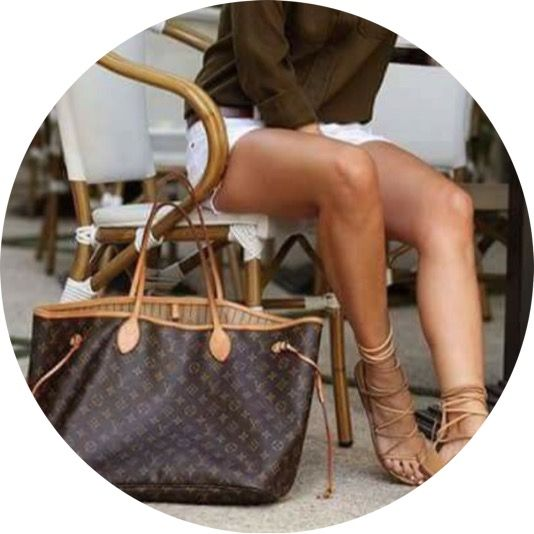 Why would you ever want to keep a beautiful handbag on the ground when you can suspend it under the table top with a permanent purse hook by www.humphooks.com?