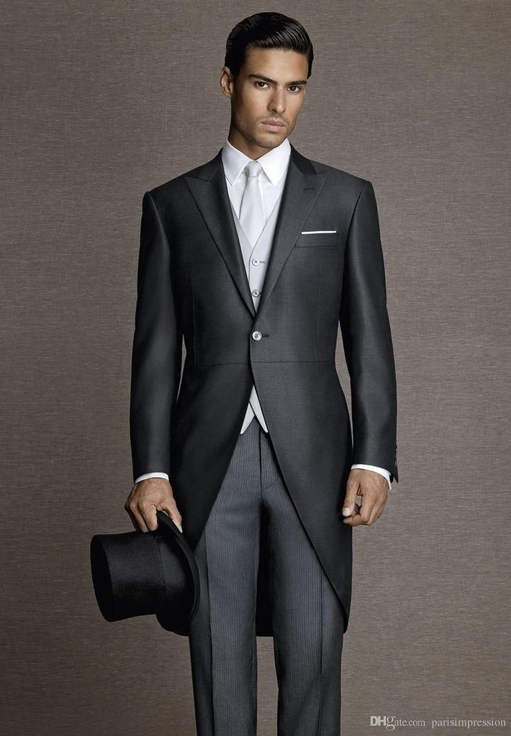 12 Best Images About Morning Suit On Pinterest Italian