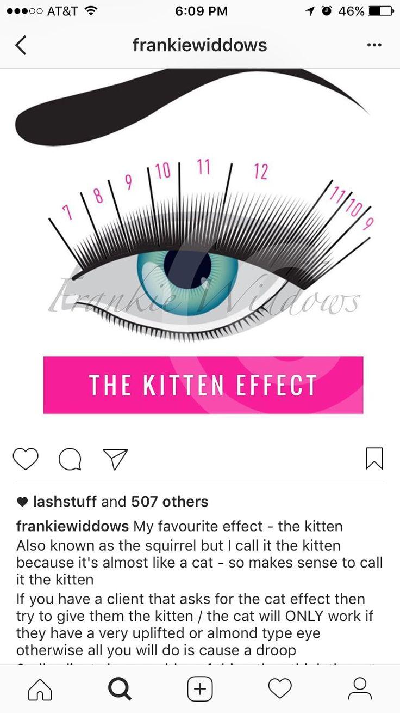 327 best images about Eyelash extensions on Pinterest | Mink, Best ...