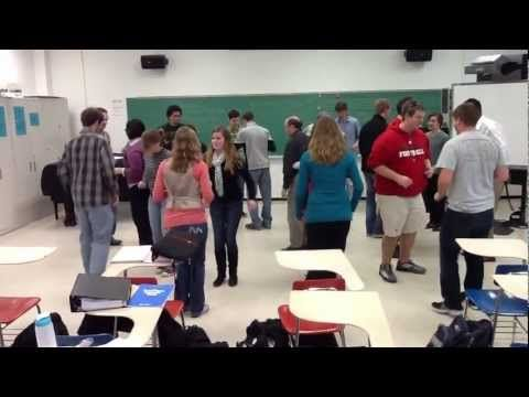 this is a newer version of the Jingle Bell Dance   Rob Amchin—University of Louisville—Teaching Process for Jingle Bells Dance
