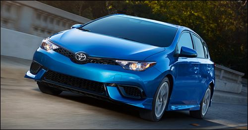 2018 Toyota Corolla iM Hatchback Review | Primary Car