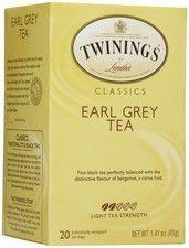 I drink earl grey tea to calm me down…^^