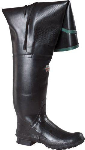 Honeywell Safety 11146-7 Servus Full Hip Boot for Men's, Size-7, Black - http://shoes.goshopinterest.com/mens/boots-mens/work-boots-mens/honeywell-safety-11146-7-servus-full-hip-boot-for-mens-size-7-black/