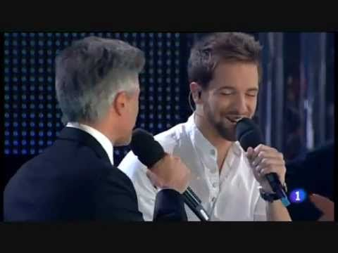 Pablo Alboran con Sergio Dalma - Solo para ti. ( for someone very close to my ♥)