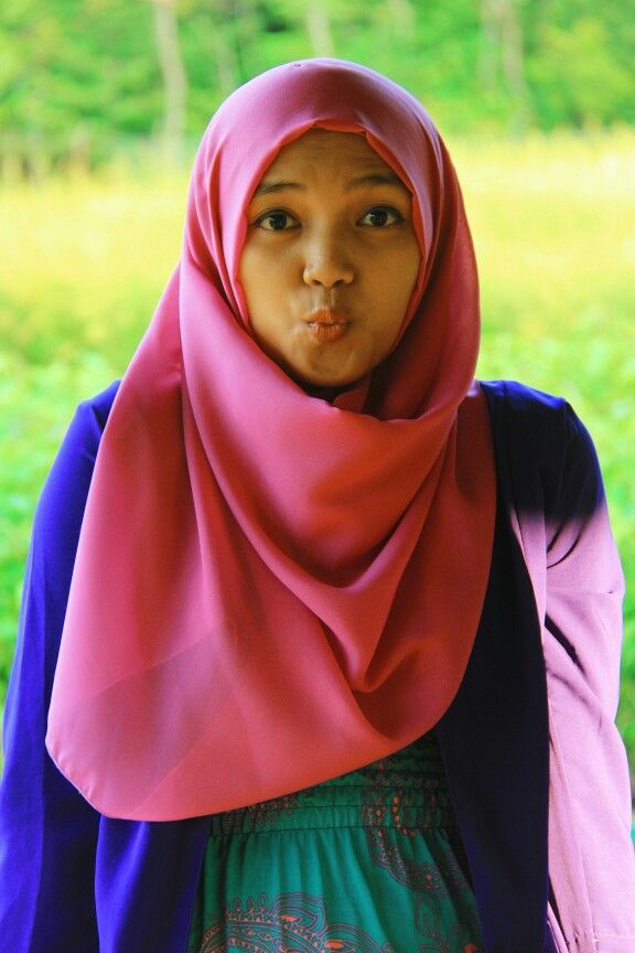 Hijab and Kiss