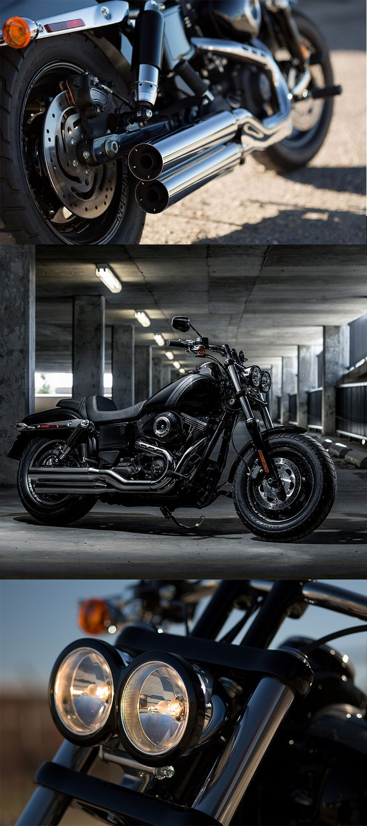 Harley Davidson 2014 - Fat Bob