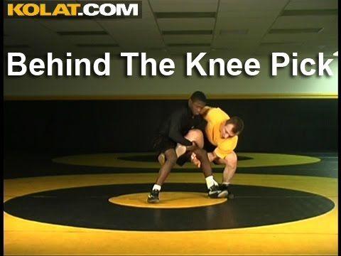 Wrestling Moves KOLAT.COM Single Leg Sprawl Defense - YouTube