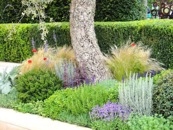 17 best ideen zu b schung bepflanzen auf pinterest for Gartenidee hanglage