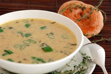Wild Mushroom Soup | Everything Italian | Pinterest