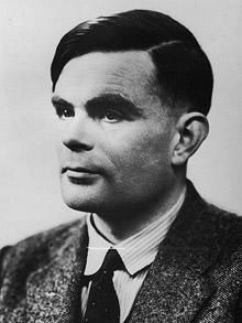Alan Turing was a quite brilliant mathematician, most famous for his work on breaking the German Enigma codes. It is no exaggeration to say that, without his outstanding contribution, the history of the Second World War could have been very different. He truly was one of those individuals we can point to whose unique contribution helped to turn the tide of war.