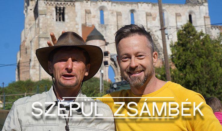 zsámbéki köztér, rózsalugas felújítása   #kert.tv