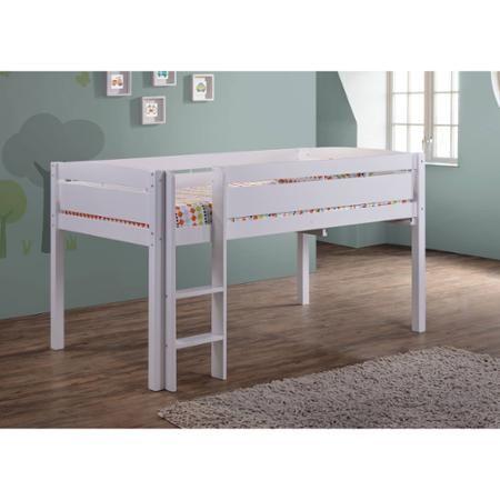 Canwood Whistler Junior Loft Bed, White - Walmart.com