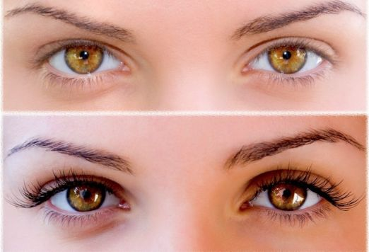 6 Ways to Get Longer, Thicker Eyelashes , How to Grow Fuller Lashes & What to Do (and Avoid) to Thicken Existing Lashes