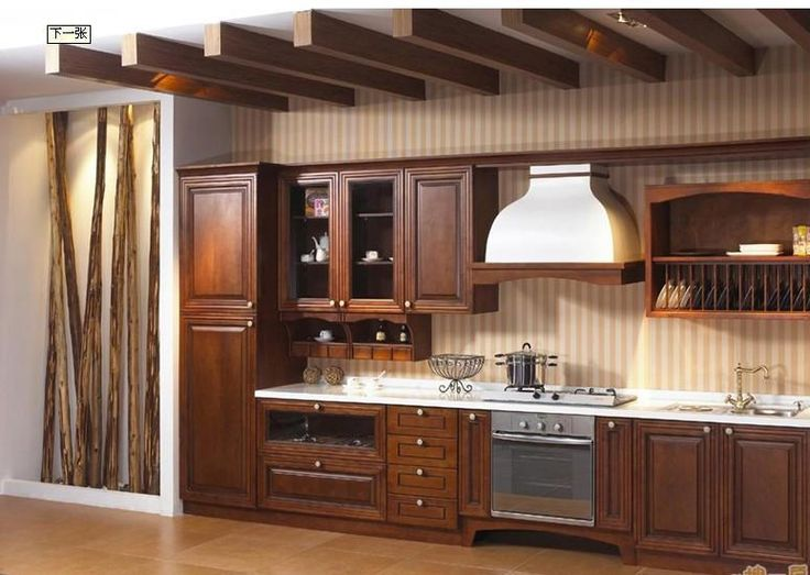 Best 20 Solid Wood Kitchen Cabinets Ideas On Pinterest Solid