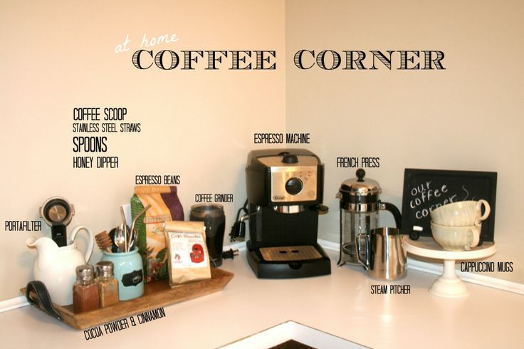 I'm kind of obsessed with Jenna from the Paleo Project's Coffee Corner! I want to make my own.