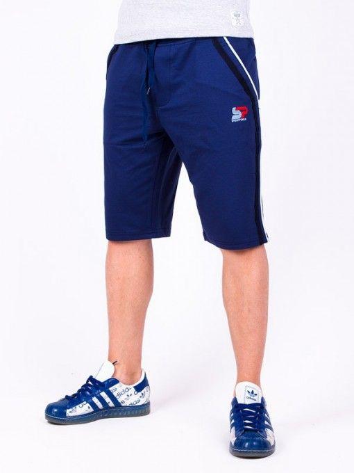 Pantaloni scurti barbati SP - bleumarin