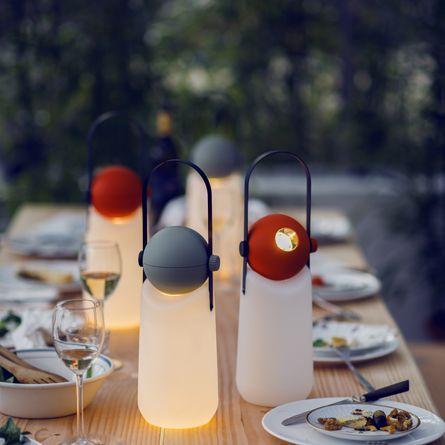 looplamp Guidelight - lichtbundel en sfeerlamp ineen
