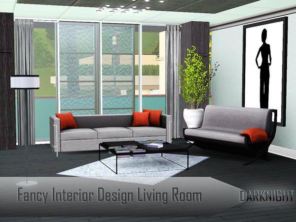 60 Besten Sims 3 Furniture Bilder Auf Pinterest Sims 3 Wohnzimmer Modern