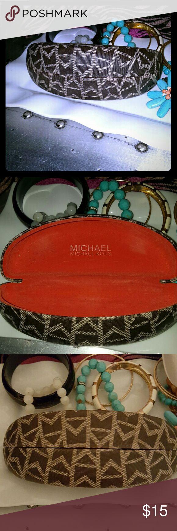 Michael Kors sunglass case Michael Michael Kors Signature Sunglass Case MICHAEL Michael Kors Accessories Sunglasses