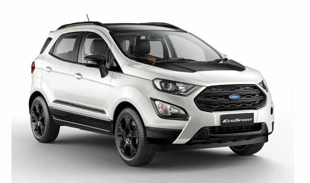 Ford Ecosport Thunder Price Mileage Review Images Specs Ford