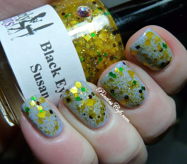 Mejores 9 imágenes de uñas en Pinterest | Diseños de uñas, La uña y ...