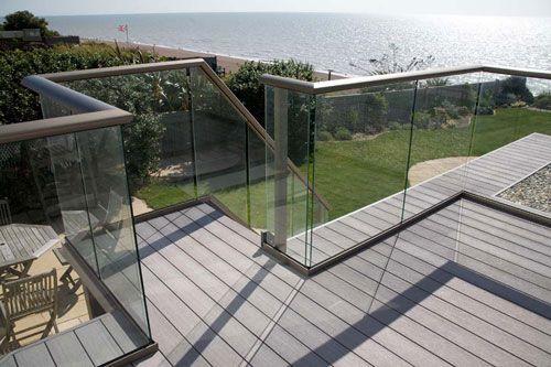glass balustrades - Google Search