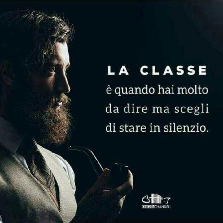 La classe...