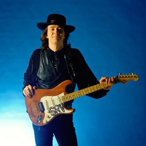 """In 1980, Stevie Ray Vaughan came across this 1965 Fender Stratocaster in a pawn shop in Austin, Texas, and instantly fell in love with the vintage instrument. Unfortunately, back then he didn't have the $350 asking price. However, Stevie's wife, Lenora """"Lenny"""" Vaughan, rounded up $50 from seven of their closest friends and bought the guitar for the Double Trouble front man's 26th birthday. Overwhelmed with emotion, Vaughan stayed up late that night writing a song. The next morning, Lenora…"""