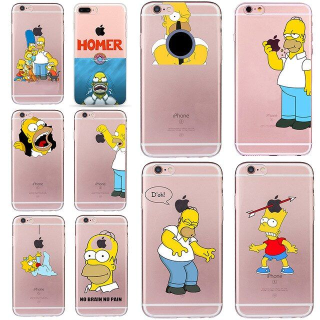 coque iphone 7 omer simpson | Fluffy phone cases, Cute phone cases ...