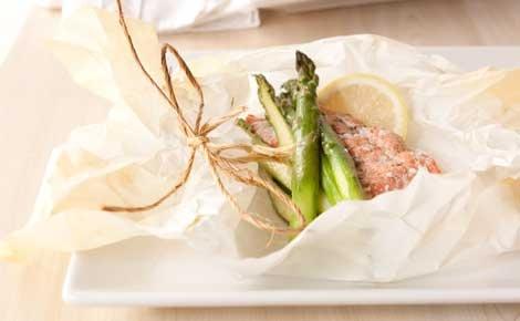 Spa-style Salmon