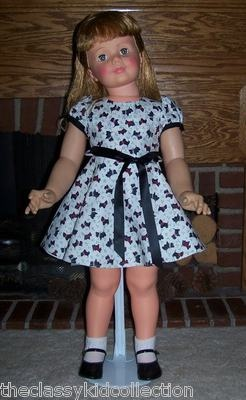 """Doll Stand for Large Dolls up to 36"""" Tall - FREE Shipping"""