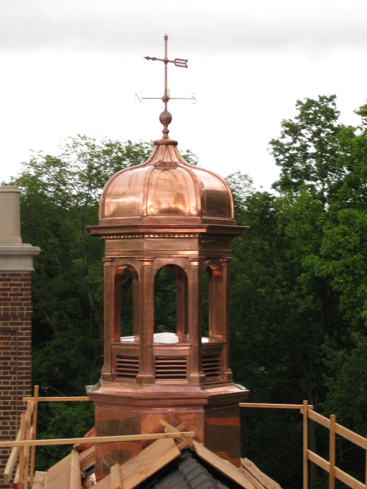 Historic Reproduction Copper Cupola