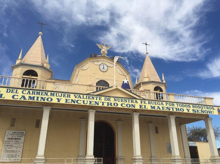 Iglesia de La Tirana