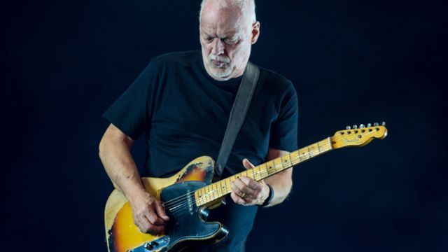 "David Gilmour's ""Comfortably Numb"" Arpeggios 