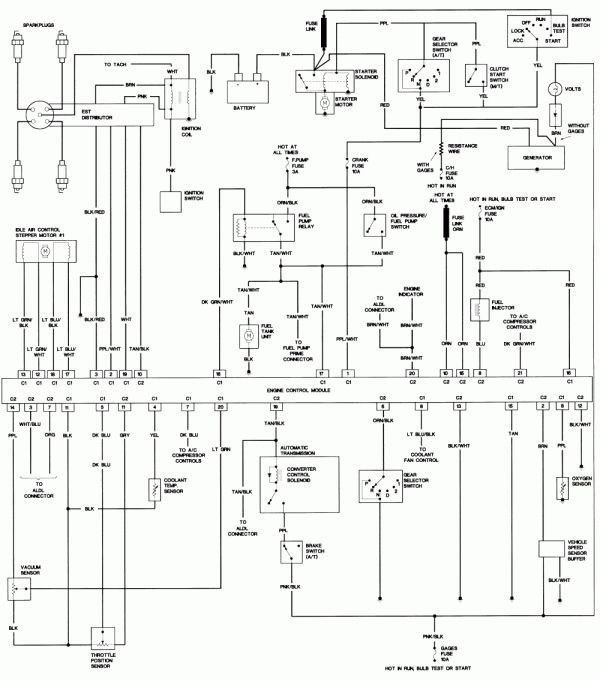 16 1982 ford truck wiring diagram  ford f150 repair guide