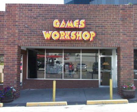 Games Workshop - Square One Denver | Games Workshop Webstore