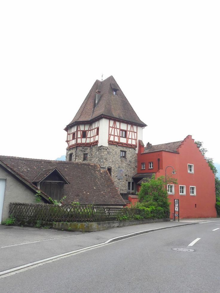 Castle Vaduz (12th century). Vaduz, Liechtenstein. 2017