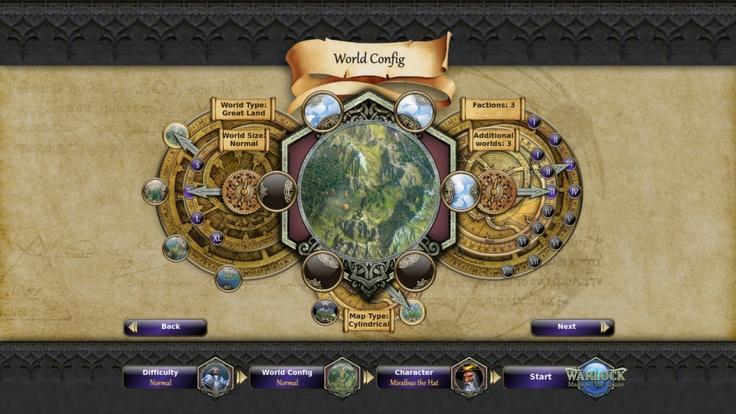 Warlock - Master of the Arcane