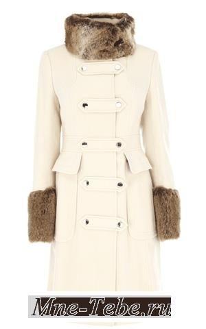 Пальто весеннее карен милен