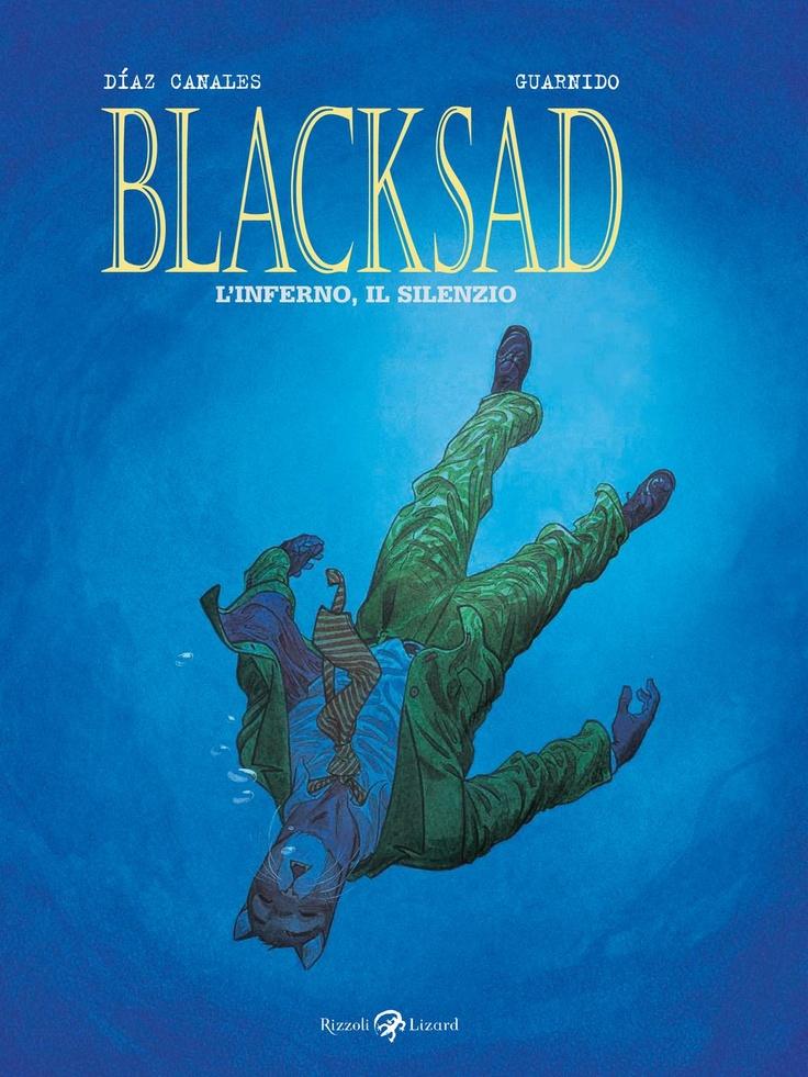 Blacksad #4 - L'inferno, il silenzio  Anni 50, New Orleans è nel pieno dei festeggiamenti del Martedì Grasso. Blacksad conosce tramite Weekly un produttore di jazz di nome Faust, che gli chiede di occuparsi di una questione che gli sta molto a cuore: uno dei suoi musicisti, il pianista Sebastien, è scomparso da mesi. Ma subito dopo aver accettato l'incarico, Blacksad scopre che Faust non gli ha detto tutto: si accorge di essere una pedina in un strano gioco.