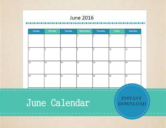 Calendar Girl June Pdf : Printable june calendar seasonal by mbucherconsulting