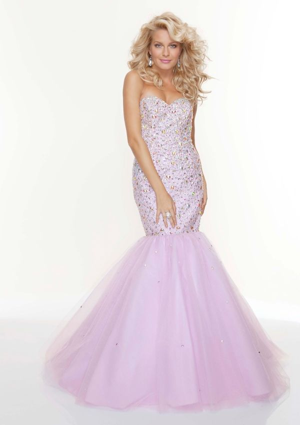 49 best Stunning Sequined And Beading Prom Dresses images on ...
