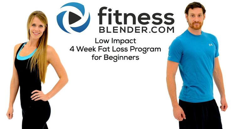 Check out Fitness Blender on YouTube for some great easy at home workouts.