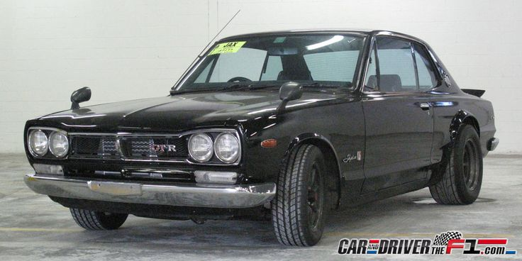 Fast And Furious 4 Skyline >> 1972 Nissan Skyline GT-R - Fast Five   The Fast and the Furious Cars   Pinterest   Nissan ...