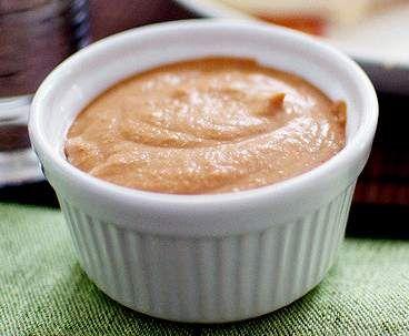 Rezept Erdnusssoße / Satay / Saté von thermo.mike - Rezept der Kategorie Saucen/Dips/Brotaufstriche