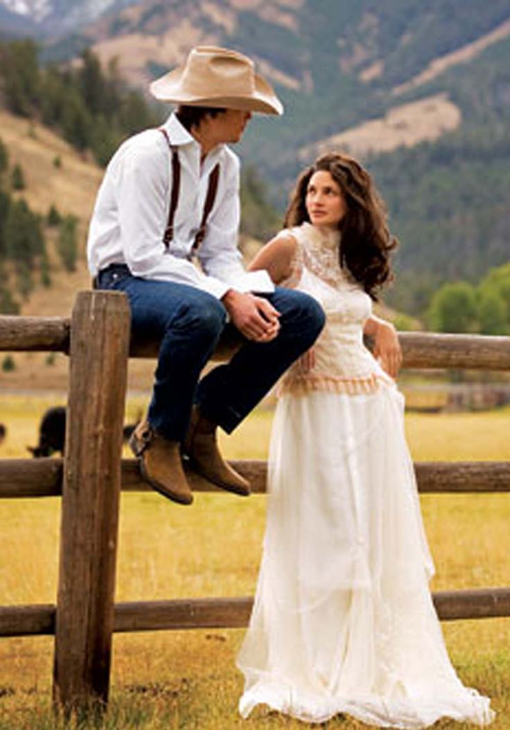 Cheap western wedding ideas bridal market including for Wedding dress western style