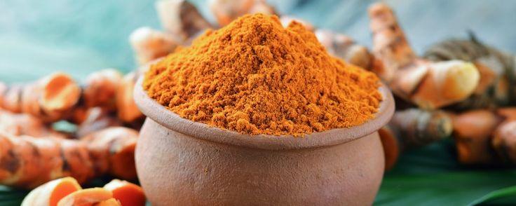 Kurkuma of geelwortel; een specerij als medicijn