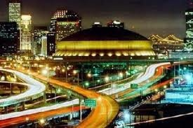 New Oreleans ~ Superdome ~2012 Final Four ~KY Wildcats NCAA Champs <3