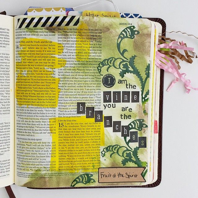 55 best bible journaling daily etsy shop images on