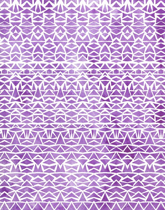 """""""Tribal Mosaic"""" Part of a 3 Tribal Geometrical Series by Pom Graphic Design."""